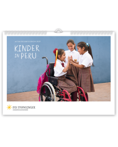 Fotokalender 2019: Kinder in Peru