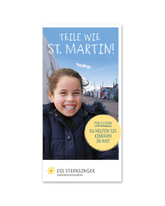 Elternflyer zur Martinsaktion 2019
